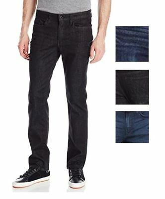 NEW!! Kenneth Cole Men's Straight Stretch Jeans Variety!