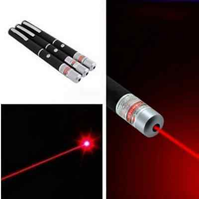 Fashion 650nm Red Laser Pen Strong Visible Light Beam Powerful Laster Pointer