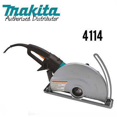 """Makita 4114 14"""" SJS™ Electric Angle Cutter w/Full Warranty (Tool Only)"""