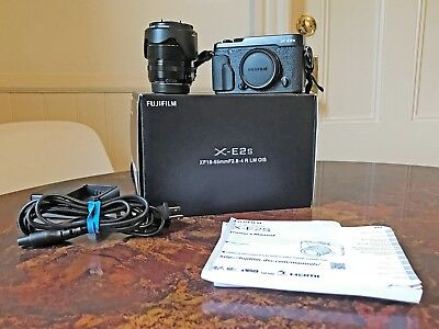 BARELY USED - IN BOX Fujifilm X-E2s 16.3MP Digital Camera w/ XF 18-55mm
