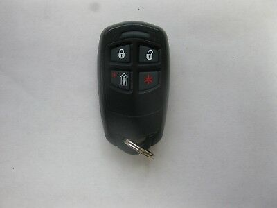Honeywell Ademco 5834-4 Keyfob Clicker Fob Alarm Security Remote Tested!