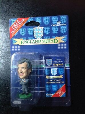 Terry Venables England E17 Unopened pack
