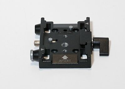 Manfrotto 577 Rapid Connect Adapter Assembly with Sliding Mounting Plate