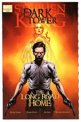 The Dark Tower  #1       * First Print *      Stephen King    Nm