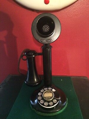 Western Electric Stick Phone With Dial #337
