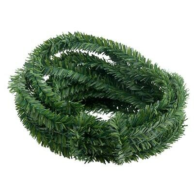 Dollhouse Miniature 1:12 Scale  12 Feet of Green Balsam Garland or Roping