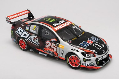 Biante 1/18 Holden Commodore VF 25th Ann. Sydney 500 Tander Free Shipping