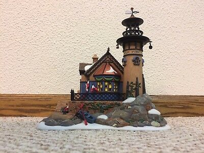 "Dept. 56 ""Lynton Point Tower"" from the Dickens Village Series 58315"