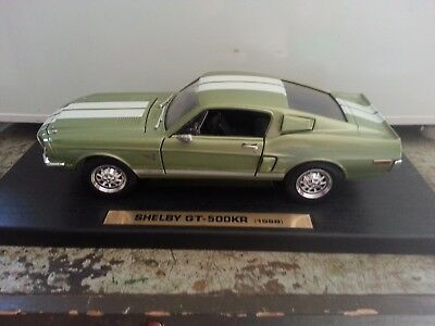 Shelby GT-500KR  1.18 scale