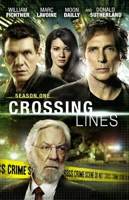 Crossing Lines [New DVD] 3 Pack, Ac-3/Dolby Digital, Dolby, Subtitled, Widescr