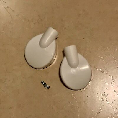 Fisher Price Cradle n Swing Replacement Front Feet Set EUC