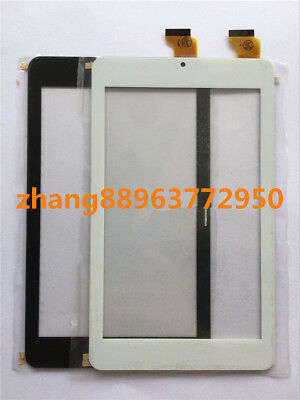 For 1x FHF070119 black or white Touch Screen Glass Digitizer#Z62