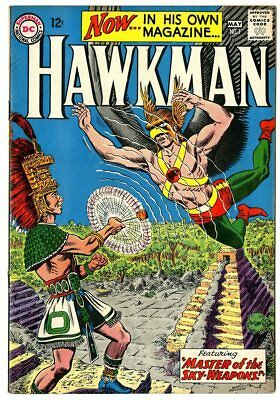Hawkman #1 VF/NM 9.0 off-white pages  DC  1964  No Reserve