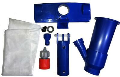 Pool and Spa Deluxe Venturi Vacuum Kit NEW by Sterns