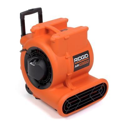 Indoor Residential Commercial 1625CFM 3Speed Blower Fan Air Mover Daisy Chain