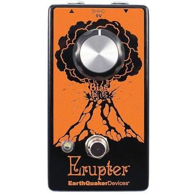 EarthQuaker Devices Erupter Classic Fuzz Guitar Effects Pedal