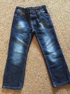 Boys Jeans Aged 5 Excellent Condition