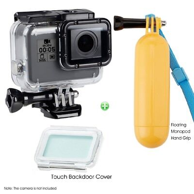 45M Underwater Diving Case Protective Waterproof Housing for GoPro Hero 6 Black