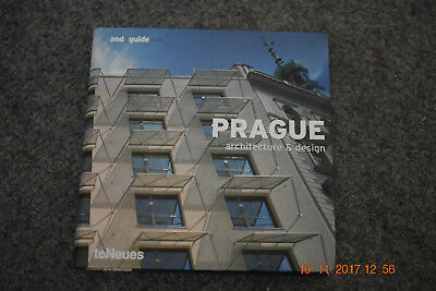 Buch Prague architecture & design