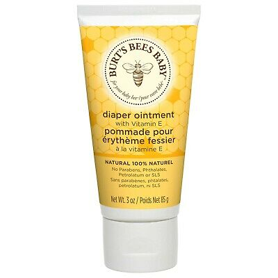 Burt's Bees Baby Bee Nappy/Diaper Ointment 85g, Skin Care 03051-14