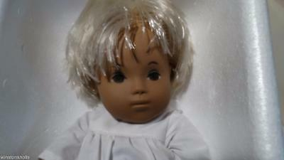 Sasha Baby Fair Hair Brown Eyes 1970-1978 Sexed  #4-503 D516 Boy In Box