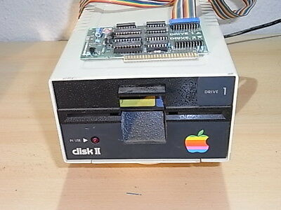 Apple Disk II 5.25 Floppy Drive Interface card