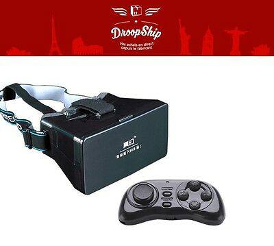 RITech 3d Superheld virtuelle 3d magic Box VR Brille Box mit + GamePad