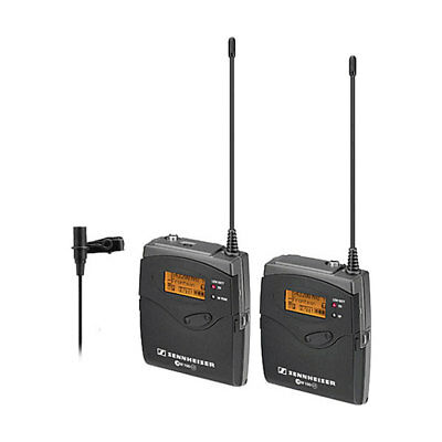 Sennheiser EW112-p G3 Camera Mount Wireless Microphone System (516 - 558 MHz)