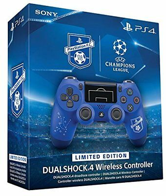 Controller Sony V2 Champions League Wireless Ps4 Dualshock 4 Pad Playstation 4