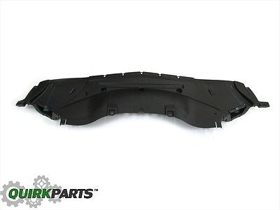 11-13 Dodge Challenger SRT-8 LOWER CHIN SPOILER AIR SPLASH SHIELD OEM NEW MOPAR