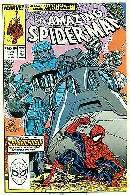 Amazing Spider-man # 329 NM- 1990 Acts of Vengeance x-over Larsen a