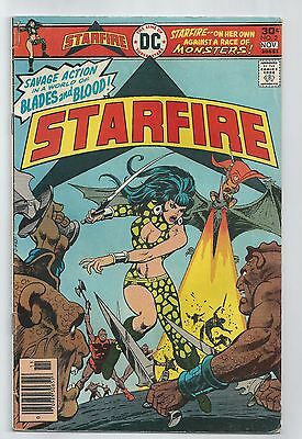 Starfire #2 FN Condition David Michelinie Bagged/Boarded