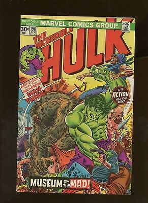 """Incredible Hulk 198 FN 5.5 *1 Book Lot* ¢30 Price Variant! """"Death"""" of Collector!"""