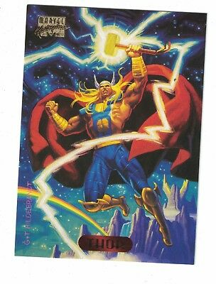 1994 Marvel Masterpieces Thor #124