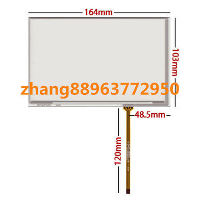 For 7'' inch Touch Screen Digitizer Innolux AT070TN83 V.1 165mm*104mm#Z62