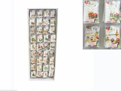 180 x Christmas Earings Hairclips & Brooch Assorted Designs bulk wholesale lot