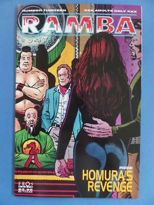 Ramba 13 Eros Rare! Adults! High Grade!