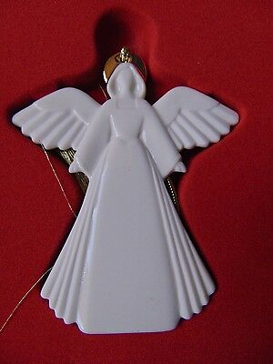 Lenox Collectible Pleated Angel 829568 Christmas Tree Ornament 3.25 Inch #C50