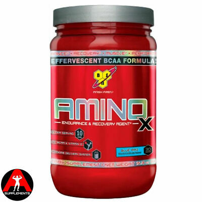 BSN Amino X BCAA Intra Workout Recovery Energy Endurance 435g