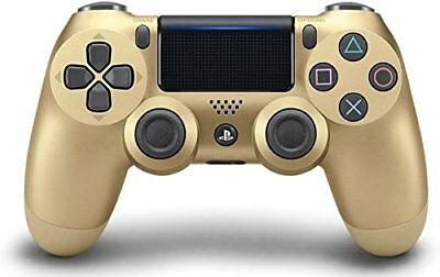 PS4 DualShock 4 Controller gold V2 BRAND NEW SEALED OFFICIAL