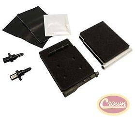 Jeep Grand Cherokee Air Con / Heater Blend Door Repair Kit 99-04 WJ WG & 2.7 CRD