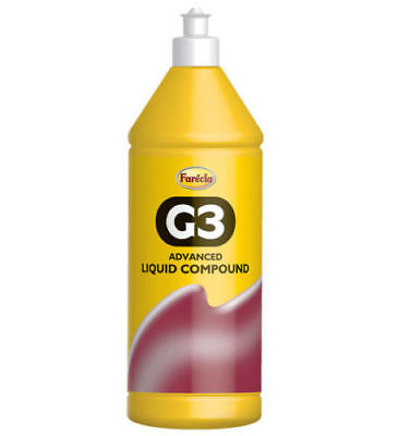 black friday Farecla G3 Advanced Liquid Rubbing Abrasive Compound Polish 1 Litre