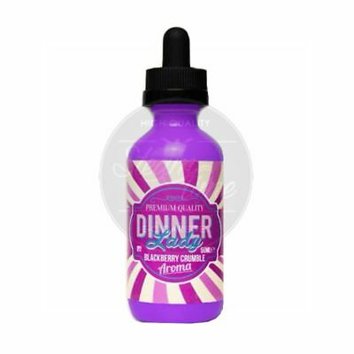 Blackberry Crumble by Dinner Lady e Liquid e Zigarette eLiquid E Liquid Eliquid