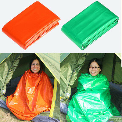 210*130cm Outdoor Rescue Equipment First Aid Survival Military Blanket Warming