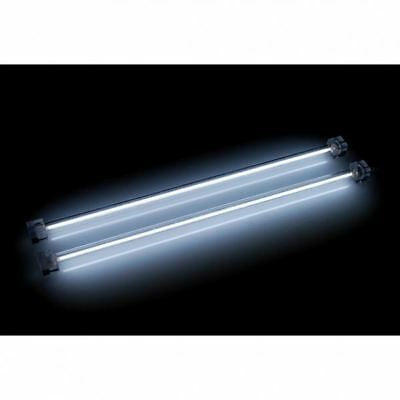 "Revoltec 12"" (30cm) Dual CCFL (Cold Cathode) 12v White Kit, PC Lighting"