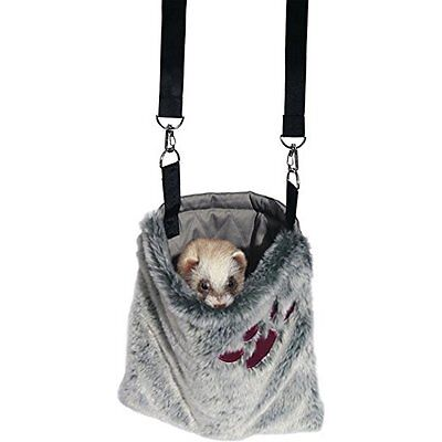Rosewood Snuggles Snoozing & Carrying Soft Bag Pet Small Animal FERRET Carriers