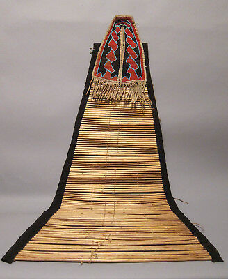 Northern Plains/Blackfoot 1880s Tipi Backrest -Price Dropped Again!!!