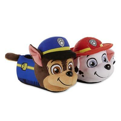 NEW Paw Patrol Slippers Baby to Toddler Sizes 5/6 7/8 9/10 11/12 Marshall Chase