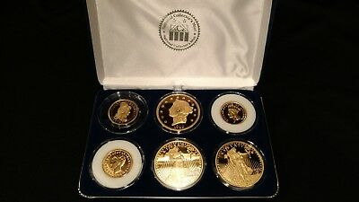 America's Rare Gold Coins Tribute Collection -  National Collector's Mint