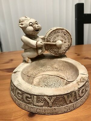 Rare Piggly Wiggly National Meeting Ashtray - 1947